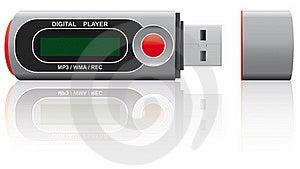 Mp3 Player Stock Photos - Image: 20138783