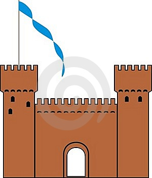 Knight's Castle Royalty Free Stock Photos - Image: 20142738