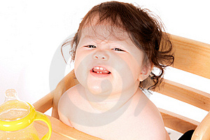 Very Happy Baby Royalty Free Stock Photo - Image: 20146065
