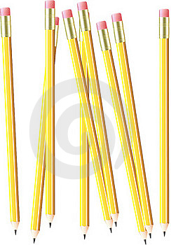 Pencils Royalty Free Stock Image - Image: 20146956