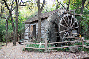 Old Watermill Royalty Free Stock Image - Image: 20153876
