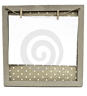 Noticeboard With White Space Royalty Free Stock Photo - Image: 20156165
