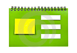 Note Book Royalty Free Stock Image - Image: 20156366