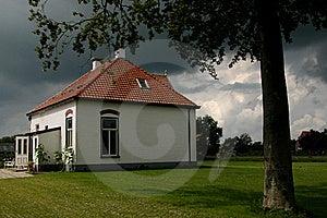 Dutch Country House Stock Photos - Image: 20156393