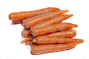 Bunch Of Carrots Royalty Free Stock Photos - Image: 20160878