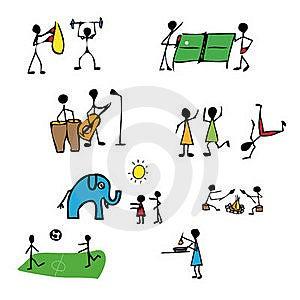 Activity Stock Image - Image: 20165051