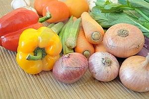 Fresh Vegetable Royalty Free Stock Photography - Image: 20172127