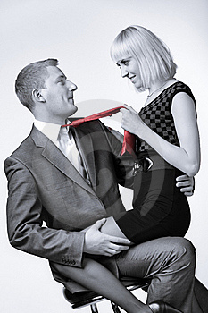 Beautiful Couple Stock Photo - Image: 20174050