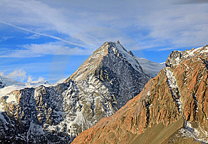 Mount Cook Mountain Royalty Free Stock Image - Image: 20174376
