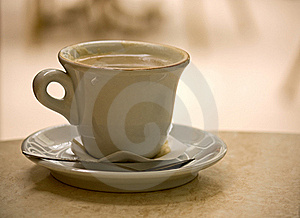 Coffee Cup Royalty Free Stock Images - Image: 20176639