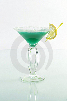 Cocktail Green Delight Stock Photos - Image: 20176853