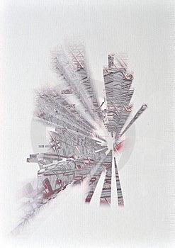 Abstract Canvas Art Print Royalty Free Stock Photo - Image: 20177475