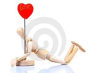 Falling For Love Stock Photography - Image: 20181562