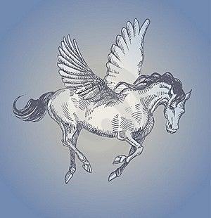 Pegasus Royalty Free Stock Photography - Image: 20185327