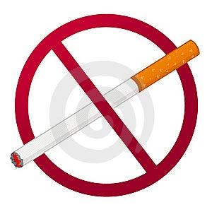 No Smoking Sign Royalty Free Stock Photography - Image: 20189347