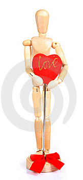 Gift Of Love Royalty Free Stock Photography - Image: 20194207