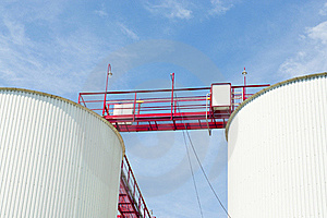 Tank Storage Stock Images - Image: 20194564