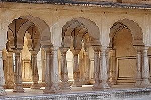 Amber Fort, Jaipur, India Royalty Free Stock Photography - Image: 20195237