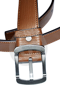 Man belt Royalty Free Stock Photography