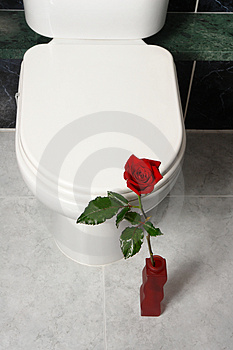Toilet Stock Photography