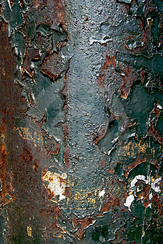 Close Up Detail Of Aged Utility Pole Stock Photography - Image: 2022972