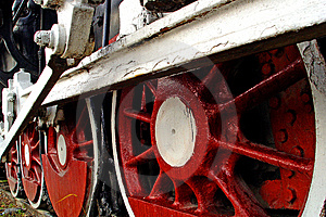 Locomotive Royalty Free Stock Images - Image: 2023979
