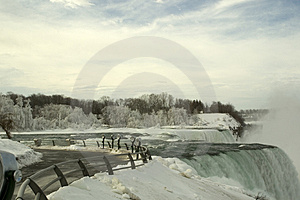 The American Falls Royalty Free Stock Images - Image: 2024859