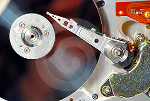 Hard Drive Royalty Free Stock Photography - Image: 2025687