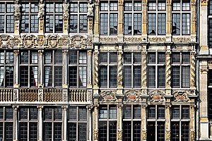 Grand Place Of Brussels Stock Photo - Image: 20227490