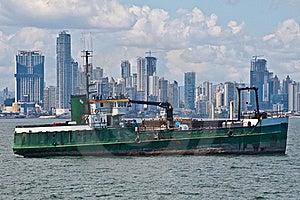 Panama Cityscape Royalty Free Stock Images - Image: 20229119