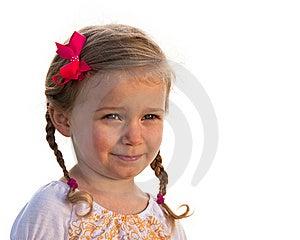 Shy Smile Stock Photo - Image: 20229910