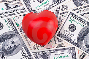 Money Love Royalty Free Stock Photos - Image: 20230388