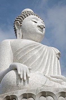 Big Buddha Image Statue Royalty Free Stock Images - Image: 20232179