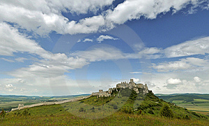 Spis Castle Stock Images - Image: 20232394