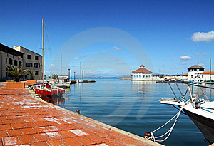 French Harbor Royalty Free Stock Photos - Image: 20233308