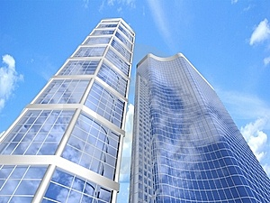 Modern Skyscraper Royalty Free Stock Photography - Image: 20238527