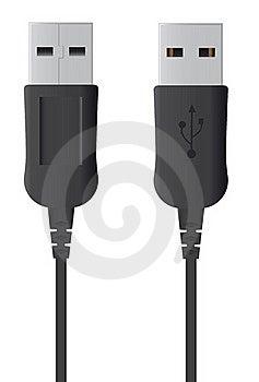 Usb Plug Royalty Free Stock Photo - Image: 20238915