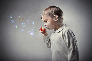 Bubbles Royalty Free Stock Images - Image: 20242059