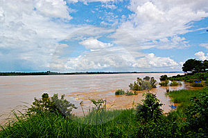 Kengkaboa,Kong River,Thailand,Mukdahan Royalty Free Stock Photo - Image: 20242175