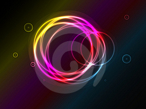 Plasma Circles Royalty Free Stock Photos - Image: 20242968
