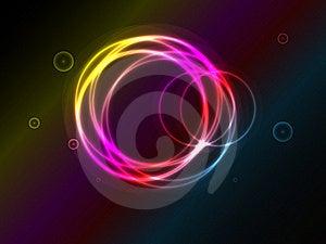 Plasma Circles Royalty Free Stock Photos - Image: 20242968