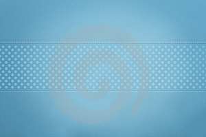 Blue Polka Dotted Background Stock Photos - Image: 20243463