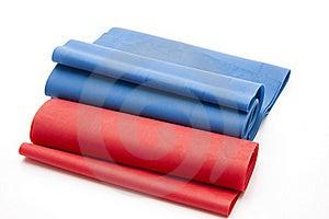 Gymnastic Ribbon Stock Image - Image: 20243721