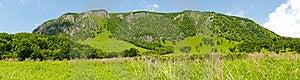 Spurs Chandolaz Ridge. Mountainous Country. Plateau Stock Photos - Image: 20243923