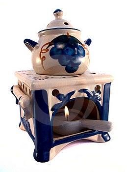Aroma Lamp Royalty Free Stock Photo - Image: 20246665