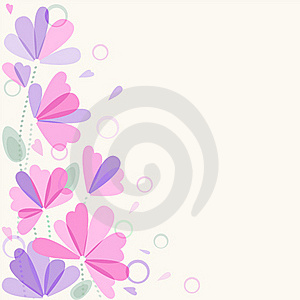 Background With Flowers Stock Photos - Image: 20247483