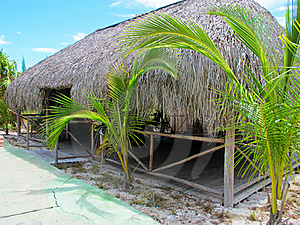 Playa Blanca (Resort), Cayo Largo, Cuba Royalty Free Stock Photography - Image: 20247547