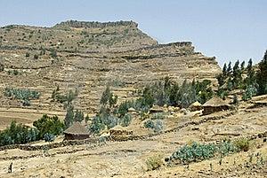 Ethiopian Huts Royalty Free Stock Image - Image: 20248956