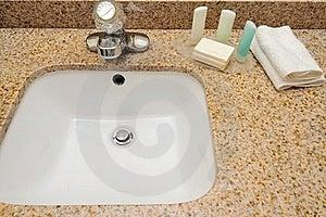 Hand Wash Basin Stock Photo - Image: 20249430