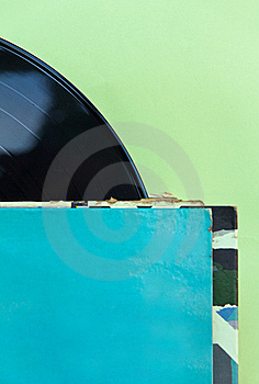 Vinyl Record Royalty Free Stock Image - Image: 20251166